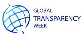 global transparency week logo
