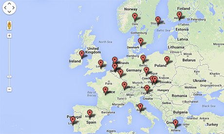 EU development agencies