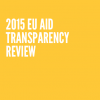 2015 EU Aid Review front cover