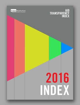 2016 Aid Transparency Index