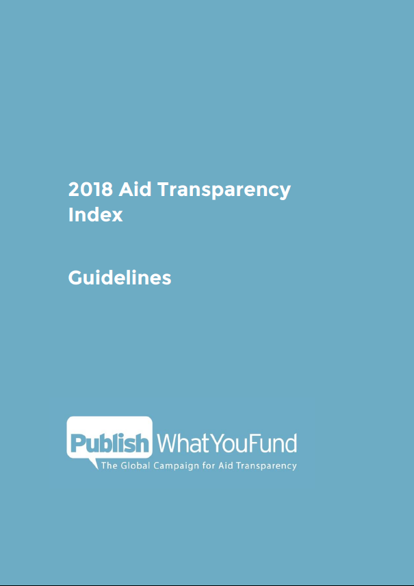 2018 Guidelines document