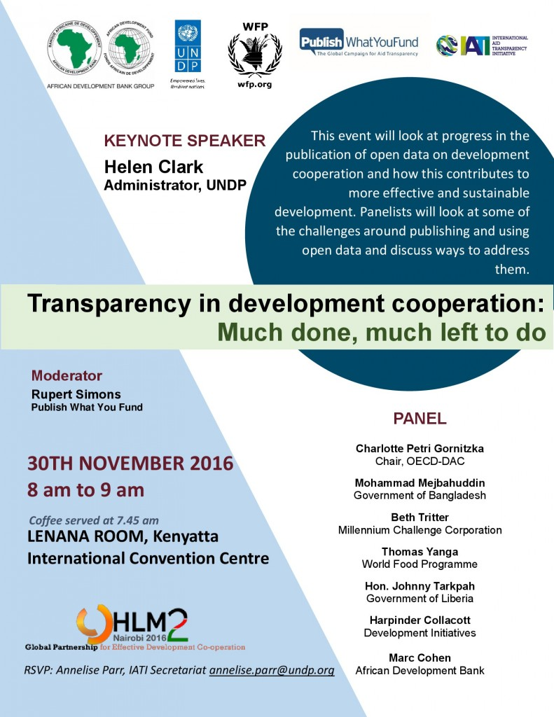 High level meeting invite