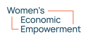 Project logo Women's economic empowerment, building evidence for better investment